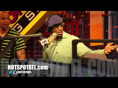 Kelly Rowland Interview w/ Rickey Smiley