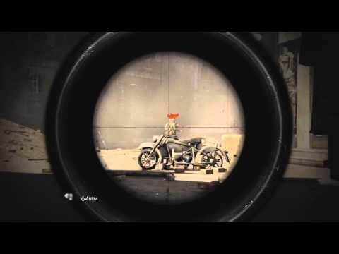 Sniper Elite V2 - Новости об игре и интервью со Стивом Хартом
