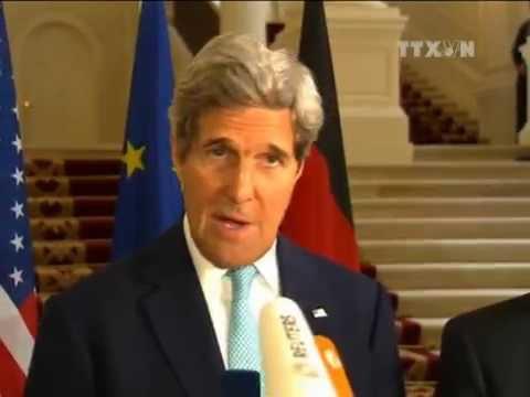 Đức-Mỹ khẳng định thắt chặt quan hệ bất chấp vụ bê bối điệp viên hai mang