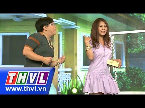THVL | Danh hài đất Việt - Tập 31: Trai tài gái sắc - Gia Bảo, Nam Thư...