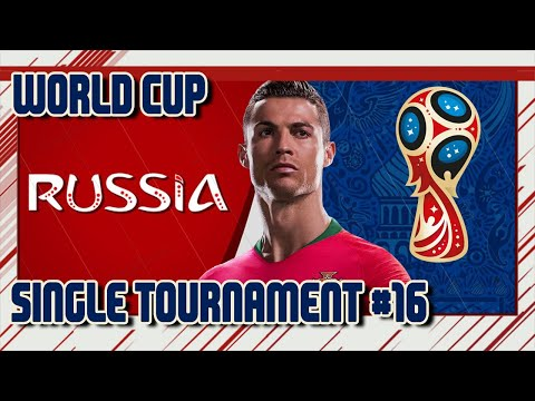 FIFA 18 - World Cup - Single Tournament #16 & Pack Opening