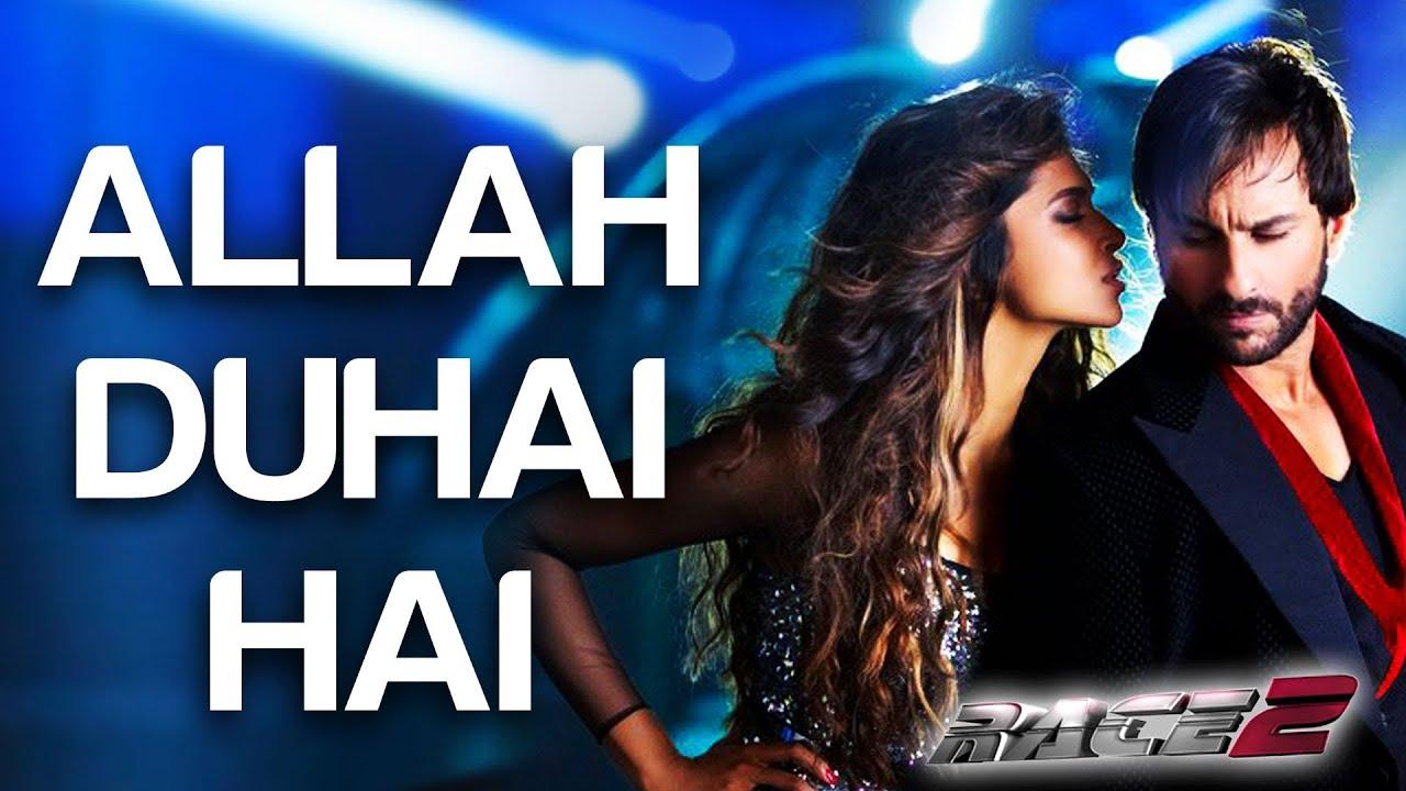 Allah Duhai Hai - Race 2 I Saif, Deepika, John, Jacqueline ...