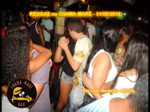 31 08 2014 - Reggae no CHAMA MARÉ - São Luís / Maranhão / Brasil