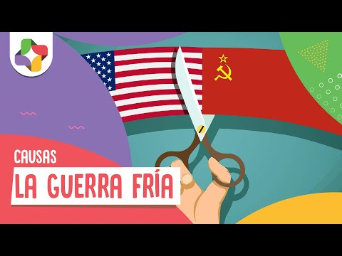 Guerra Fría: origen del conflicto - Historia - Educatina