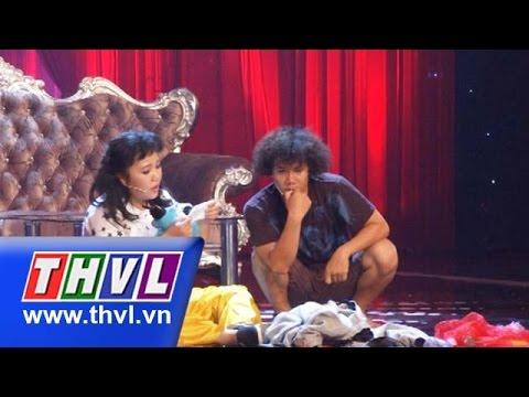 THVL | Cười xuyên Việt (Tập 4) - Vòng chung kết 2: Đạo tặc - Trần Thế Nhân, Lê Thị Thùy Trang