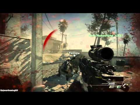 "Modern Warfare 3 Playthrough PART 8 ""Return to Sender"" TRUE-HD QUALITY"