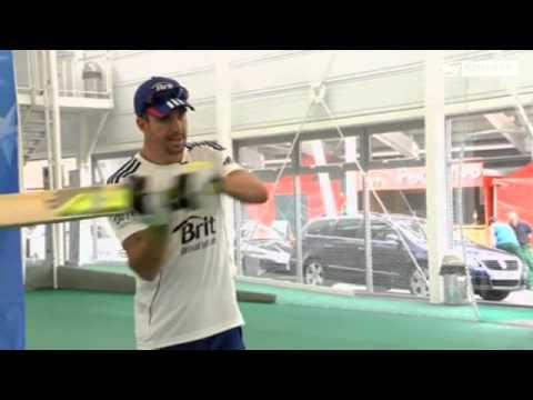 Batting Masterclass - Kevin Pieterson