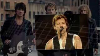 Hallelujah By Bon Jovi With Lyrics