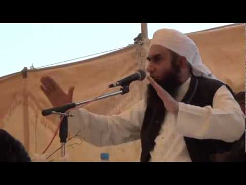 Maulana Tariq Jameel Bayan at  FAST University 2012
