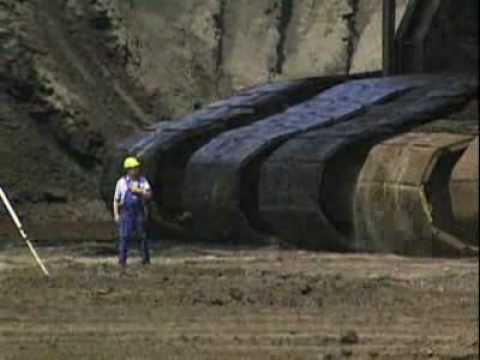 HowStuffWorks Videos Mega Excavators Bucket Wheel Excavators