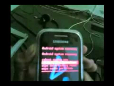 Cara Nge-Root Ponsel Android Samsung Galaxy Young - YouTube