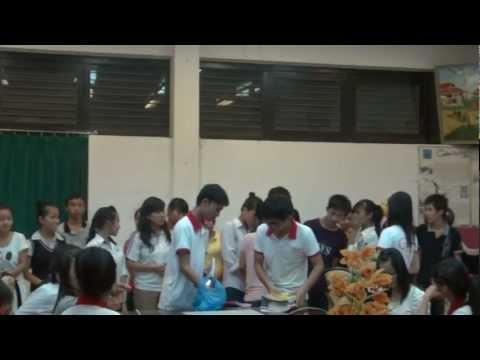 [GSTT] Giao lưu với làng trẻ sos