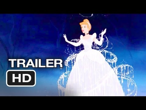 Cinderella Diamond Edition Blu-ray TRAILER (2012) - Disney Animated Movie HD