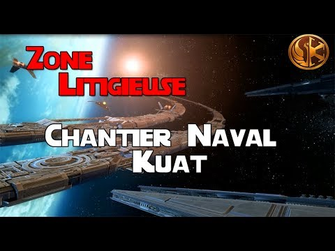 Zone Litigieuse Star Wars The Old Republic Ep#5 Chantier naval kuat