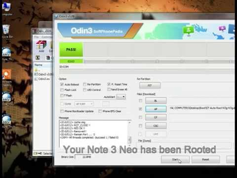 Easy way to Root Samsung Galaxy Note 3 Neo (Any Version)