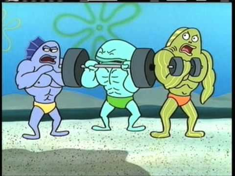 SPONGEBOB IM SEXY AND I KNOW IT [FIREMAST23 MUSIC VIDEO] - ORIGINAL
