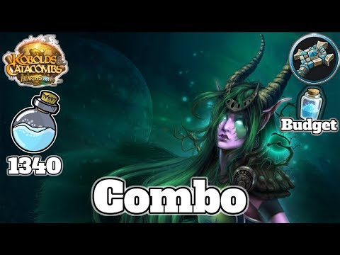 Budget Combo Priest Kobolds and Catacombs | Hearthstone Guide How To Play