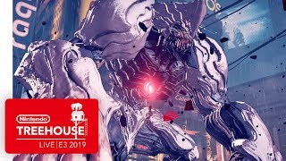 ASTRAL CHAIN Gameplay Pt. 1 - Nintendo Treehouse: Live   E3 2019
