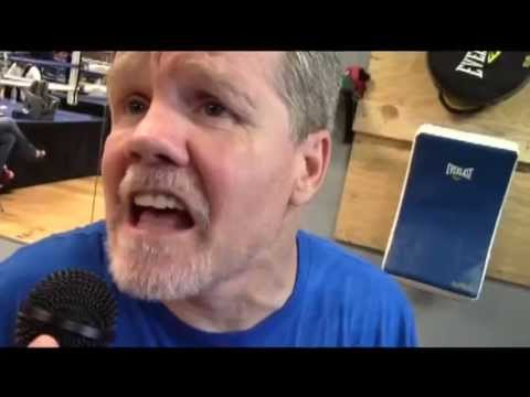 Freddie Roach Talks about Floyd Mayweather and Manny Pacquiao