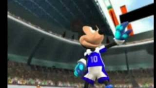 Disney Sports Football (GameCube) Intro