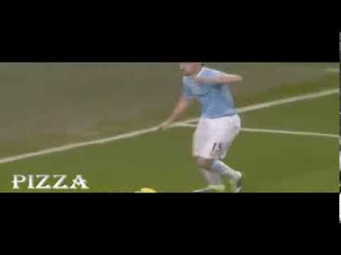 Man City vs Crystal Palace 28.12.2013 Goal Edin Dzeko