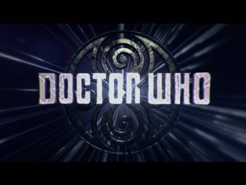 Original concept Doctor Who Peter Capaldi intro