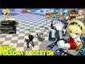 Anime MMORPG again PERSONA ASCESTON Android IOS MMORPG gameplay download