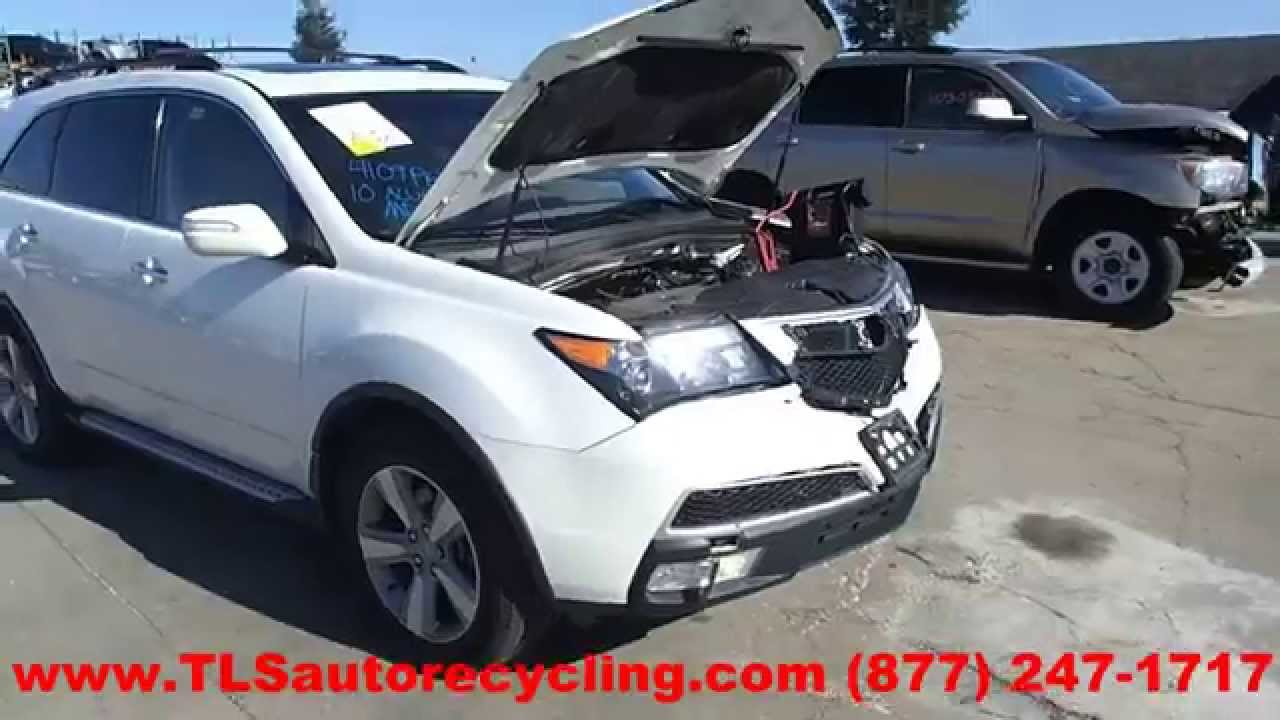 Parting Out Acura MDX Stock PR TLS Auto Recycling - Acura mdx replacement parts