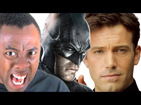 BEN AFFLECK is BATMAN : Black Nerd RANTS