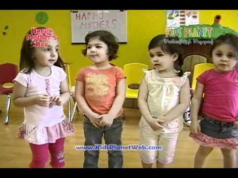 Kids Planet Armenian-American Preschool -- Mother's Day 2011
