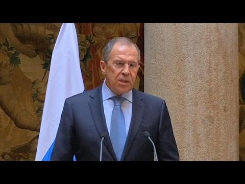 Russian troops not in control of Crimea, says Lavrov