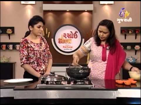 Rasoi Show - રસોઈ શો - 30th June 2014 - Full Episode