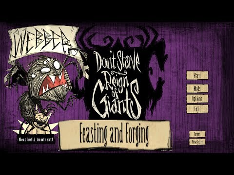 Don't Starve: Feasting and Forging Update [April 16, 2014]