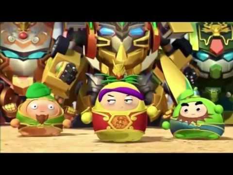[Nhân vật hoạt hình] Trong phim Robo trái cây