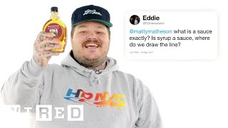Matty Matheson Answers Cooking Questions From Twitter | Tech Support | WIRED
