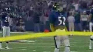 Ray Lewis Madden 2005 Commercial