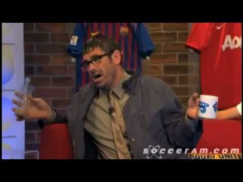 Angelos Epithemiou on Soccer AM (28/05/11) - Very Funny!!