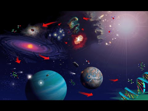 Astronomy Talk: Life in the Universe - The Science of Astrobiology