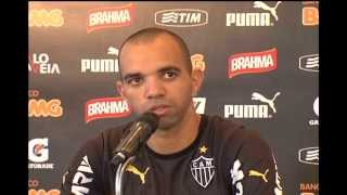 Diego Tardelli na expectativa do cent�simo gol