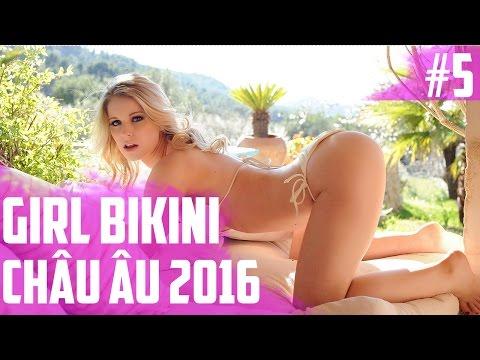 Hình Ảnh Gái Đẹp | Gái Bikini Châu Âu 2016 | Part 5