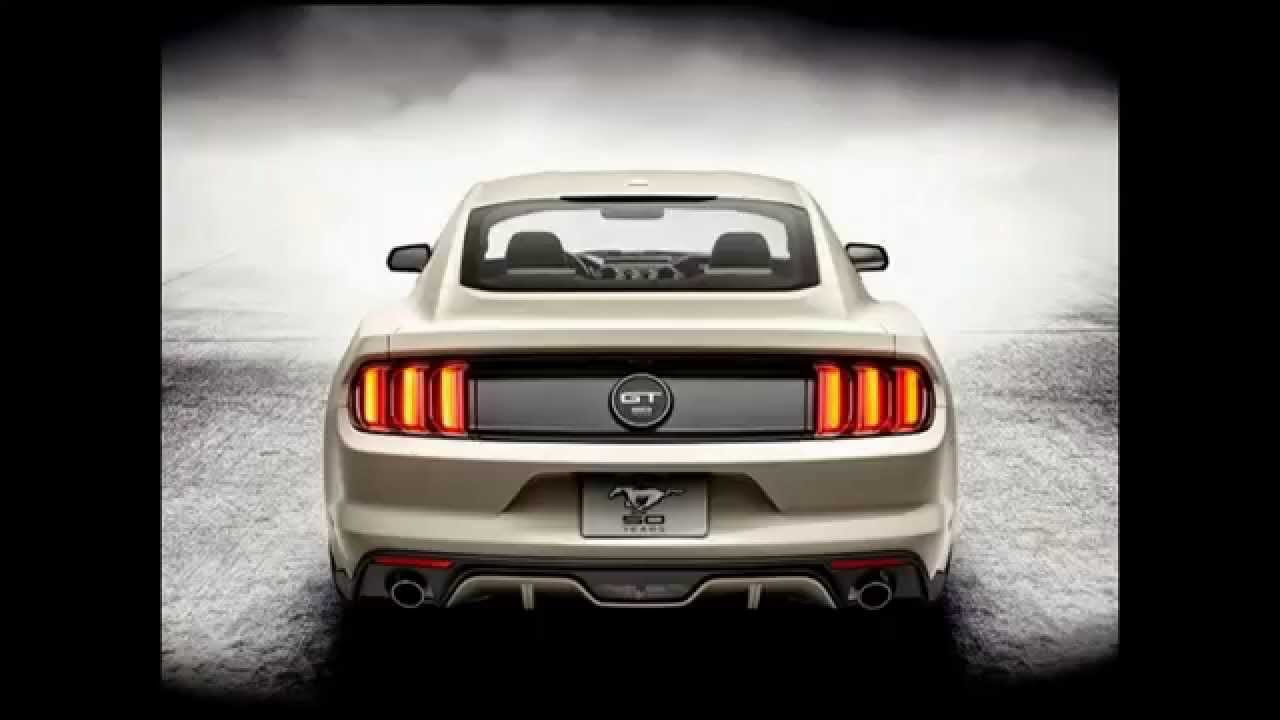 #sportcar 2015 Ford Mustang GT Fastback 50 Year Limited Edition wow... ngiler lihat bodinya..