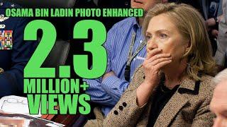 Osama Bin Ladin Raid White House Photo ENHANCED