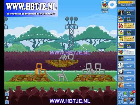 Angry Birds Friends Tournament Level 3 Week 92 (tournament 3) no power-ups