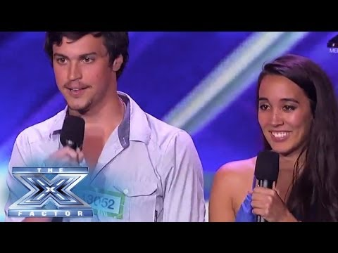 Meet The Final 12:  Alex & Sierra - THE X FACTOR USA 2013