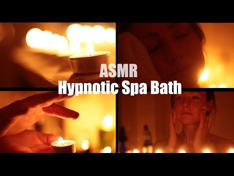 ASMR - Hypnotic Spa Bath