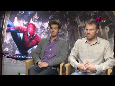 Muttons Interview Andrew Garfield & Marc Webb