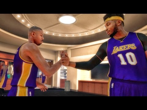 TRYING TO PREVENT MAJOR TRADE! NBA 2K17 My Career Gameplay Ep. 25