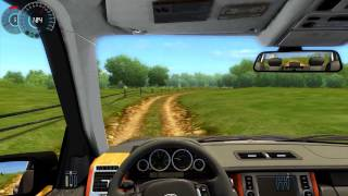 #015 Let's Play City Car Driving Range_Rover_2008