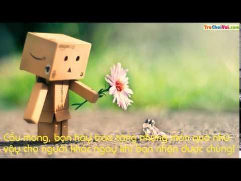 Blog cảm xúc 05 - Cầu mong bạn luôn bình yên