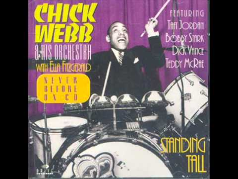 Chick Webb & His Orchestra with Ella Fitzgerald - Deep In A Dream